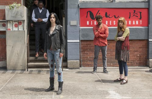 Jessica Jones [Cast] Photo