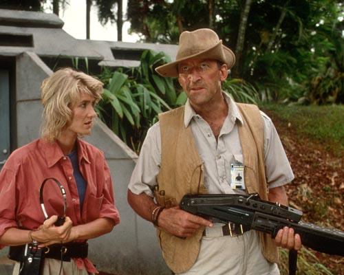 Jurassic Park [Cast] photo