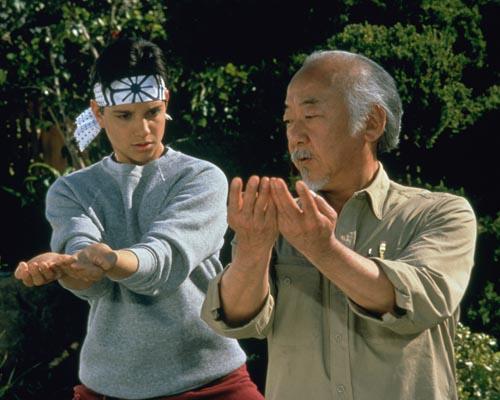 Karate Kid, The [Cast] Photo