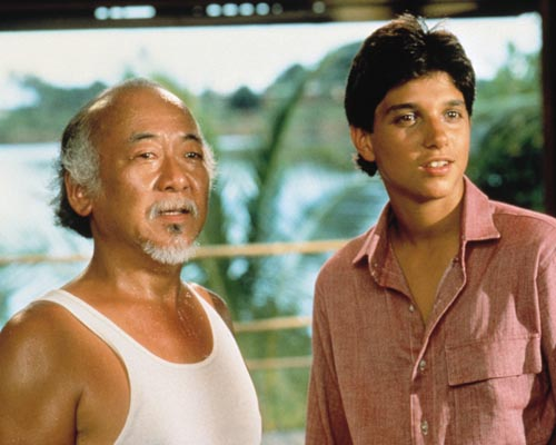 Karate Kid, The [Cast] Photo
