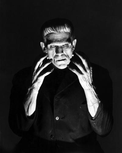 Karloff, Boris [Frankenstein] Photo