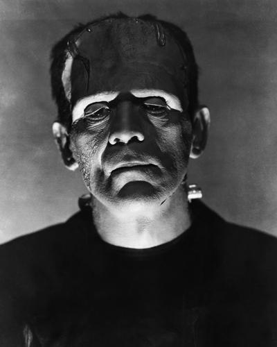Karloff, Boris [The Bride of Frankenstein] Photo