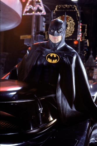 Keaton, Michael [Batman Returns] Photo