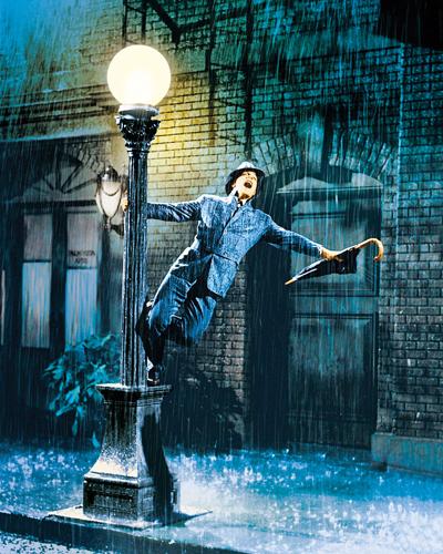 Kelly, Gene [Singin' In The Rain] Photo