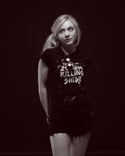 Kinney, Emily [The Walking Dead] Photo