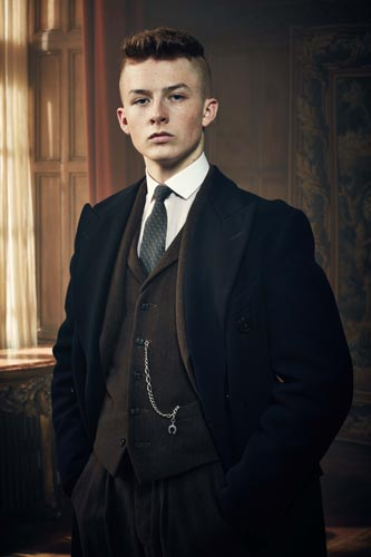 Kirton, Harry [Peaky Blinders] Photo