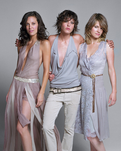 L Word, The [Cast] Photo