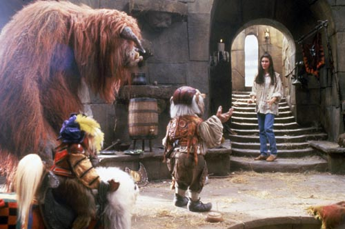 Labyrinth [Cast] Photo