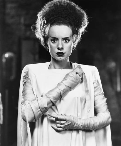 Lanchester, Elsa [Bride of Frankenstein] Photo