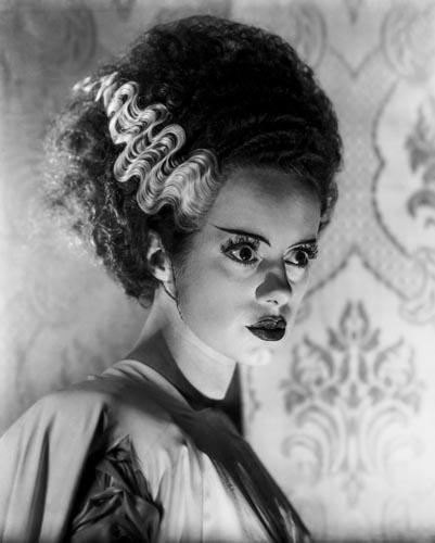 Lanchester, Elsa [Bride of Frankenstein] Photo