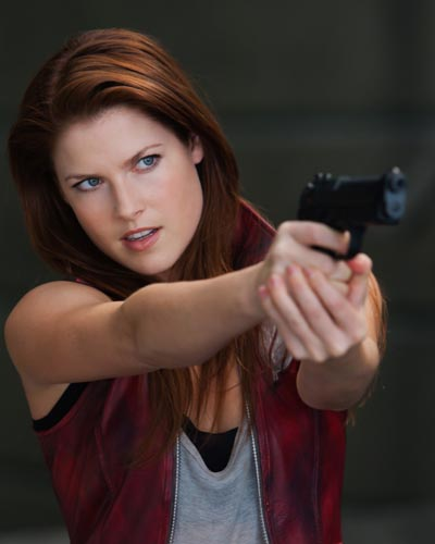 Larter, Ali [Resident Evil Afterlife] Photo