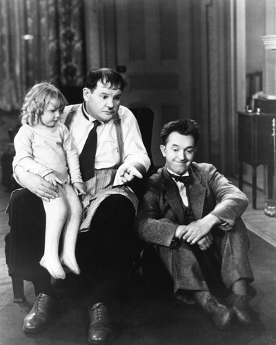 Laurel and Hardy [Cast] Photo