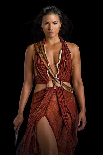 Law, Katrina [Spartacus] Photo
