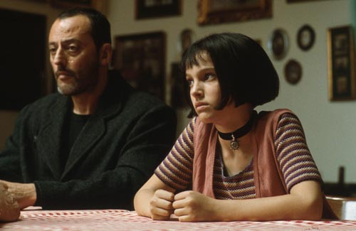 Leon The Professional [Cast] Photo
