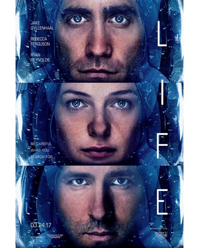 Life [Cast] Photo