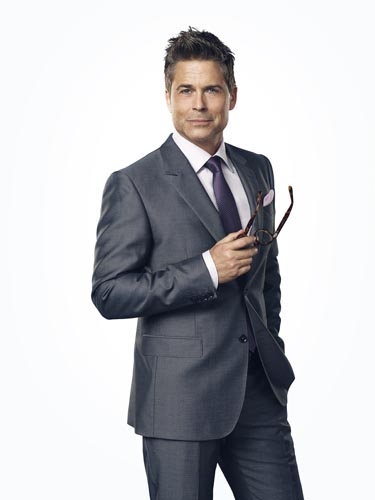 Lowe, Rob [The Grinder] Photo