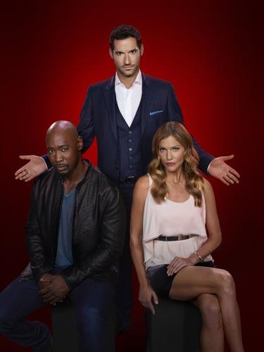 Lucifer [Cast] Photo