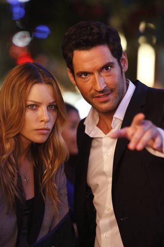 Lucifer [Cast] Photo