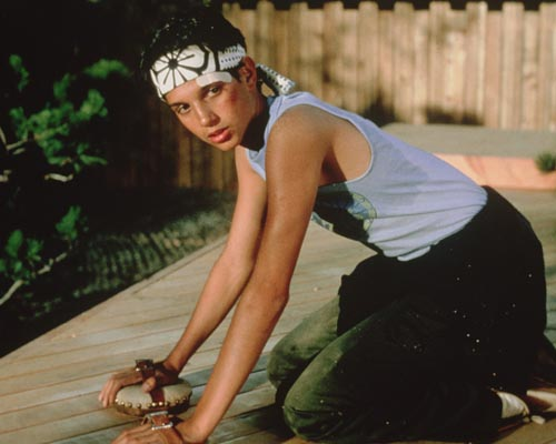 Macchio, Ralph [The Karate Kid] Photo