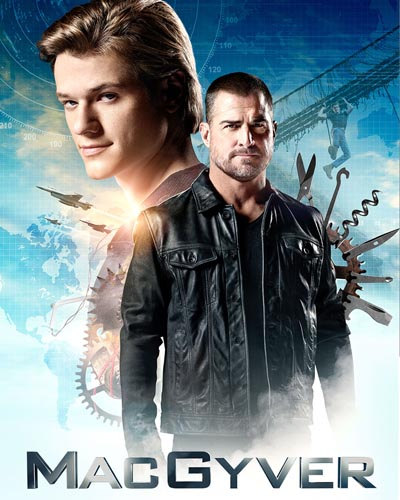 MacGyver [Cast] Photo
