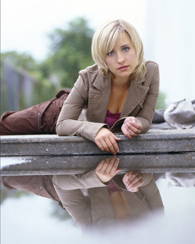 Mack, Allison [Smallville] Photo