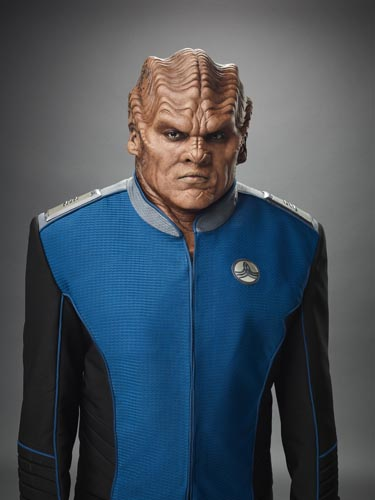 Macon, Peter [The Orville] Photo