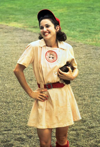 Madonna [A League of Their Own] Photo