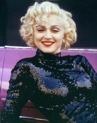 Madonna [Dick Tracy] Photo