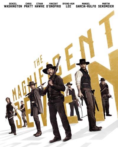 Magnificent 7, The [Cast] Photo