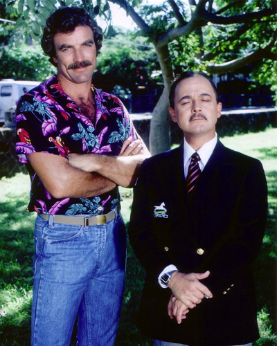 Magnum PI [Cast] Photo
