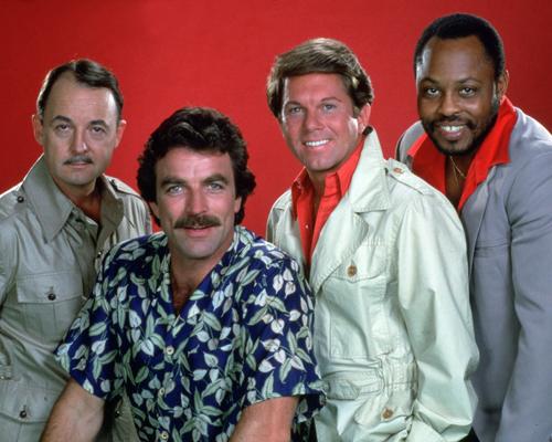 Magnum PI [Cast] Photo
