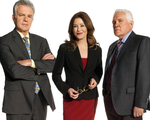 Major Crimes [Cast] Photo