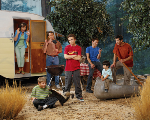 Malcolm In The Middle [Cast] Photo