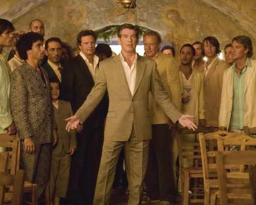 mamma mia essays Essay example: mamma mia movie review we will write a custom essay  sample on any topic specifically for you order now movie setting  description.