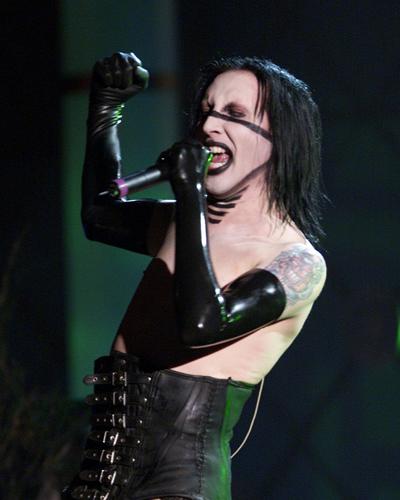 Manson, Marilyn Photo