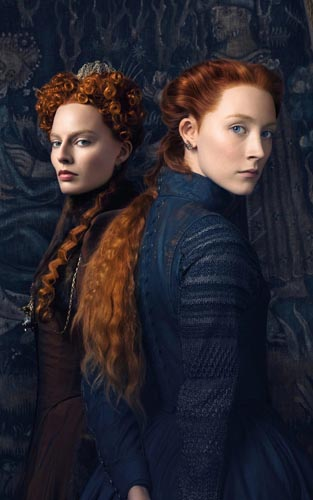 Mary Queen of Scots [Cast] Photo