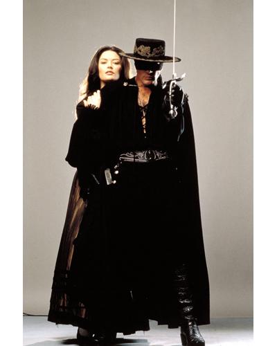 Mask of Zorro, The [Cast] Photo
