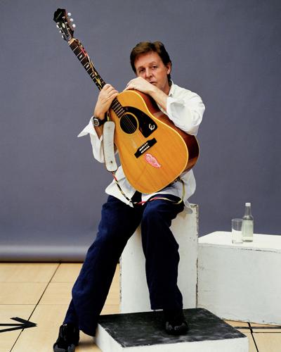 McCartney, Paul Photo
