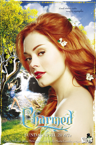 McGowan, Rose [Charmed] Photo