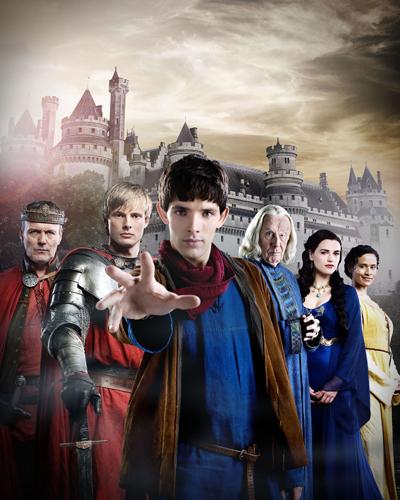Merlin [Cast] Photo