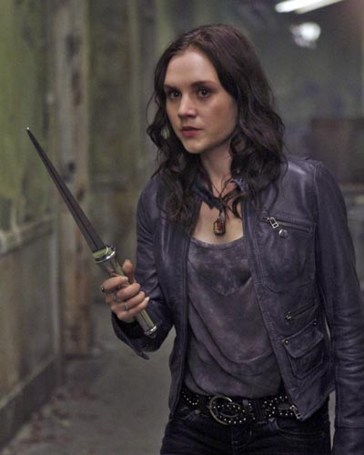Miner, Rachel [Supernatural] Photo
