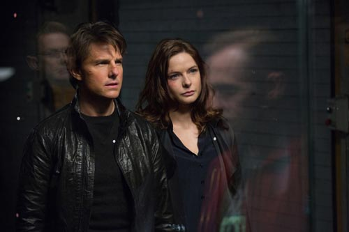 Mission Impossible Rogue Nation [Cast] Photo