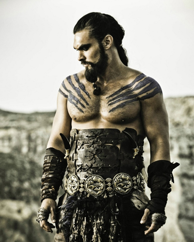 Jason Momoa Game Of Thrones: Momoa, Jason [Game Of Thrones] Photo