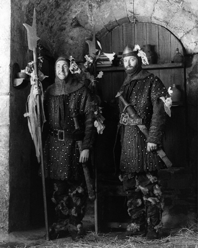 Monty Python and the Holy Grail [Cast] Photo