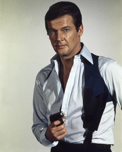 Moore, Roger [James Bond] Photo