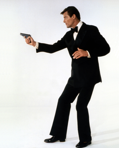 Moore, Roger [The Man With The Golden Gun] Photo
