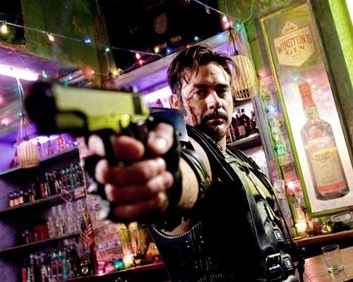 Morgan, Jeffrey Dean [Watchmen] Photo