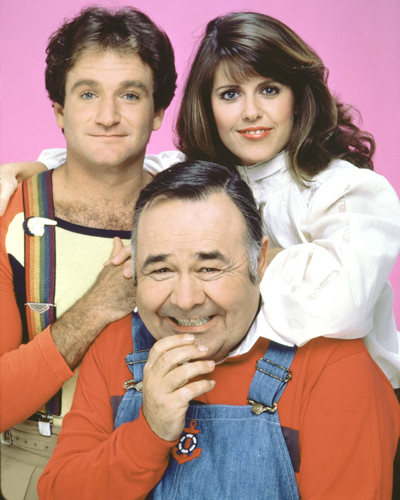 Mork and mindy cast category mork and mindy actors robin williams pam