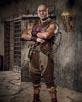 Morrison, Temuera [Spartacus]