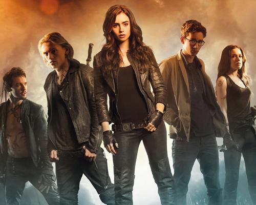 Mortal Instruments City of Bones, The [Cast] Photo